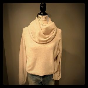 Theory-  Slouchy NK PO Sweater